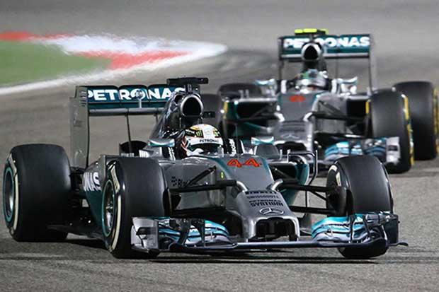 Último round en Fórmula Uno