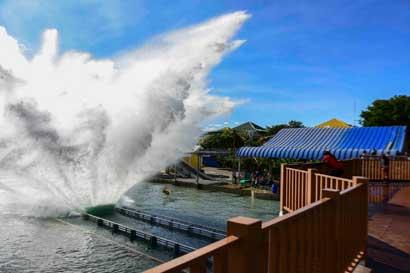 Parque de Diversiones cerrará mañana por huracán Otto