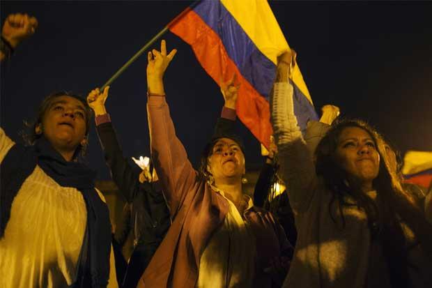 Colombia firma un nuevo acuerdo de paz
