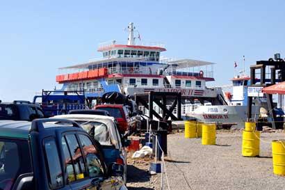 Servicio de ferry en Puntarenas está habilitado
