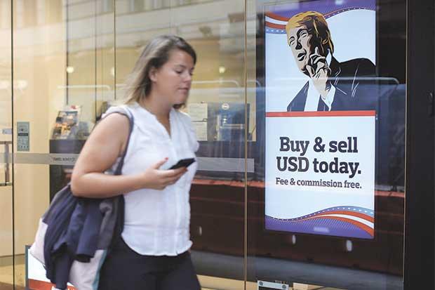 Wall Street dice que México subestima amenaza de Trump