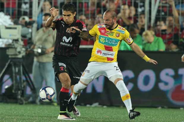 Unafut mantiene en pie Alajuelense-Herediano para el domingo; Santos-Saprissa es duda