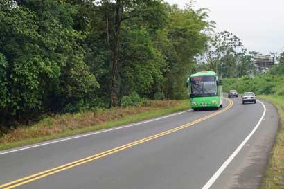 23 empresas autobuseras suspendieron servicio por huracán