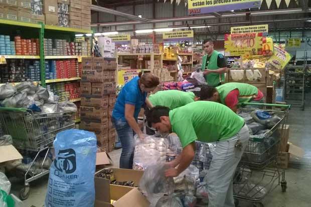Walmart iniciará mañana recolección de donaciones para afectados de huracán