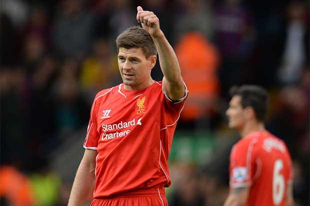 ¡Good bye Steven Gerrard!