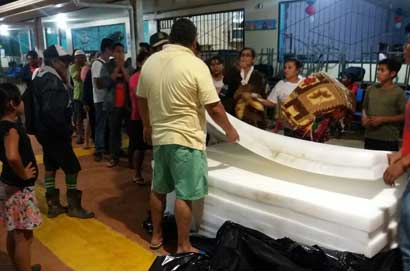 Banca de Desarrollo habilita ¢6 mil millones para atender emergencia por huracán Otto