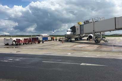 Aeropuerto de Liberia habilitado para recibir ayuda internacional