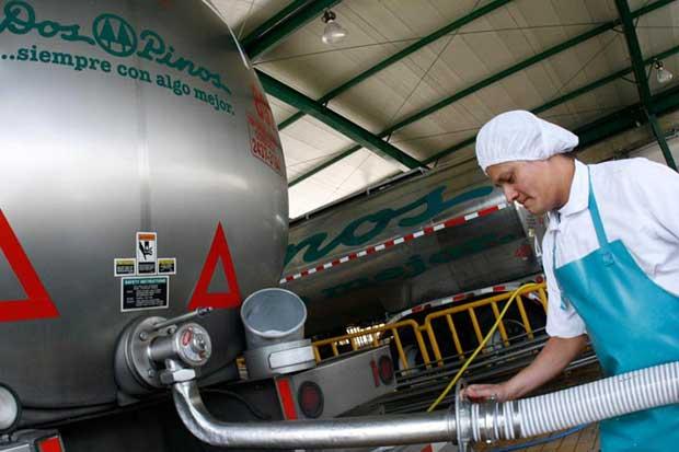Dos Pinos donará 21 mil litros de leche a afectados por huracán