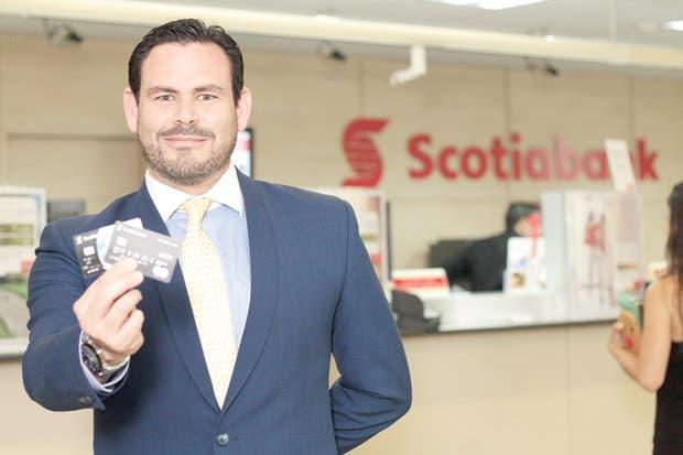 Viaje con Scotiabank y Scotiabank Transformándose pagando su marchamo