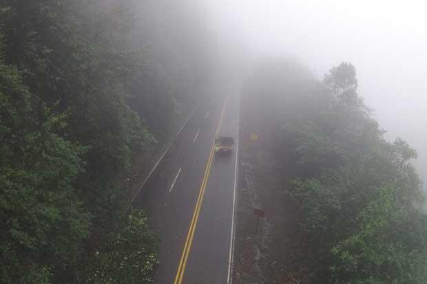 Ruta 32 cerrada por lluvias