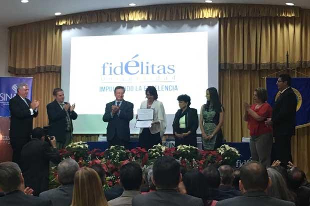 Fidélitas acreditó carrera de Ingeniería Industrial