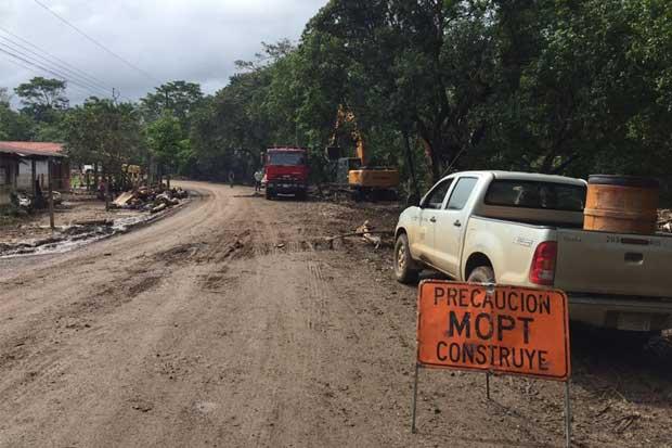 Habilitados pasos de Upala hacia Cañas, Bagaces y San Carlos