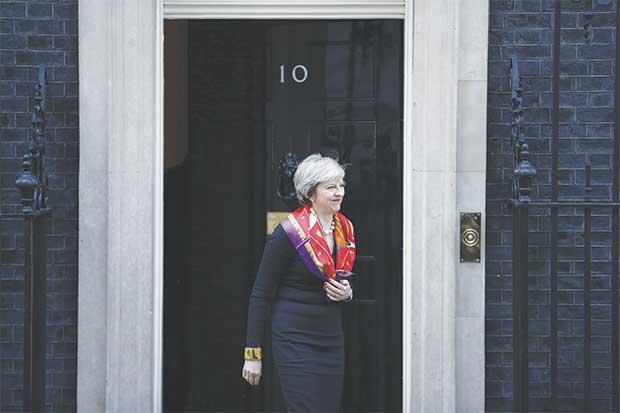 Sector financiero es prioridad en Brexit