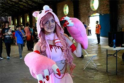 Festival del cosplay se realizará en el Estadio Nacional