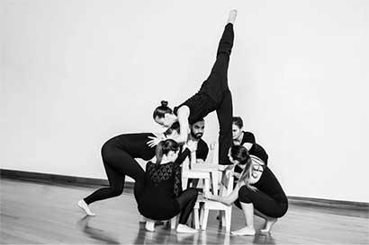 Espectáculo de danza se inspira en juegos tradicionales
