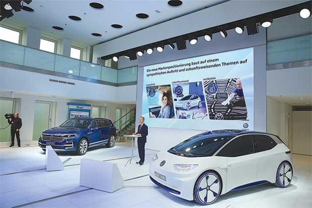 VW, BMW, Ford construirán red de recarga para autos eléctricos