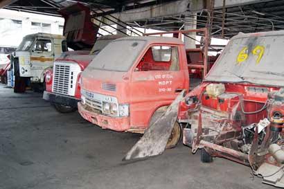 MOPT hará remate electrónico de vehículos