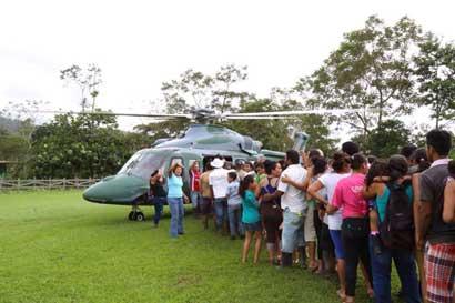 170 clientes del INS presentaron reclamos por huracán