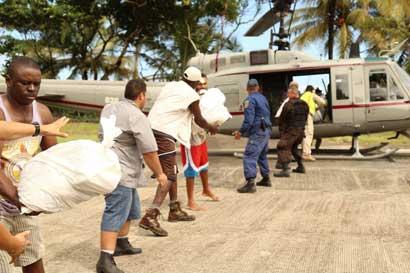 Cruz Roja autorizó a Mucap a recibir donaciones en efectivo