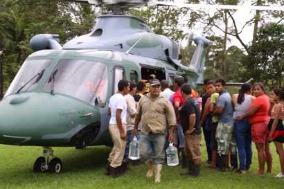 Salud envío 376 funcionarios a Upala