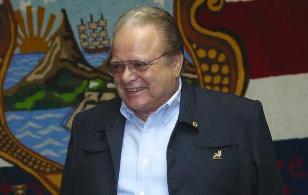 Fallece expresidente Luis Alberto Monge