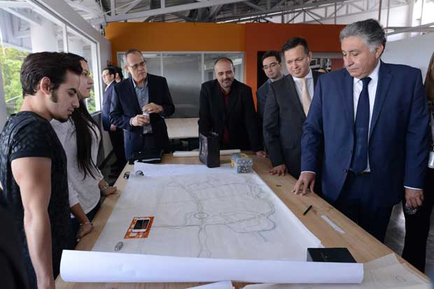 U Latina inauguró primer Campus Creativo
