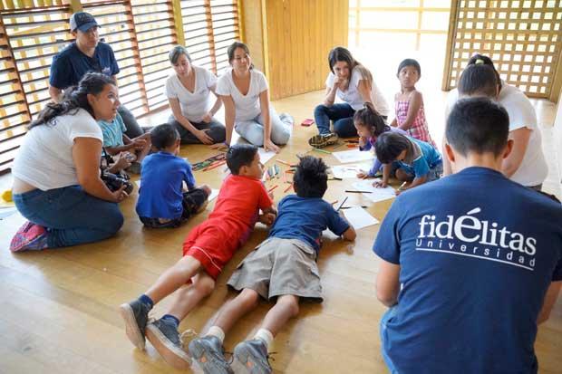 Estudiantes de psicología serán voluntarios en Chirripó