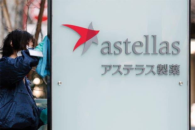 Astellas buscará fármaco estrella en nuevos mercados