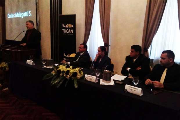 BCR presenta su marca Tucán