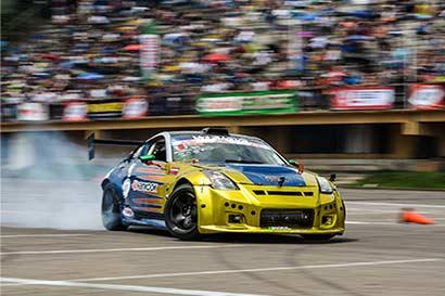 Final nacional de drifting quemará el asfalto