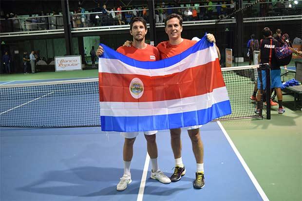 Costa Rica gana Panamericano de Tenis