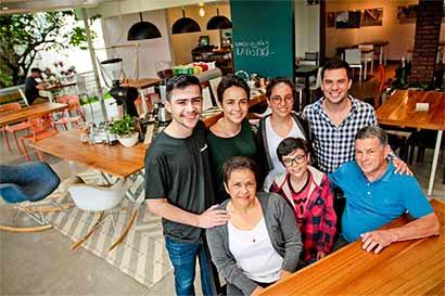 Kawah Restaurante: sabores variados y saludables