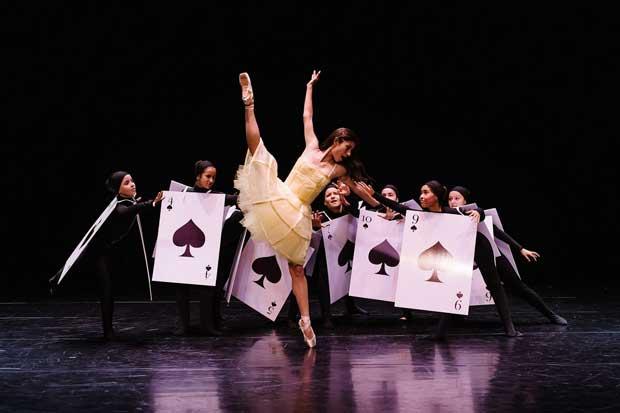 """""""Alicia en el país de las maravillas"""" estará en el Teatro Nacional"""