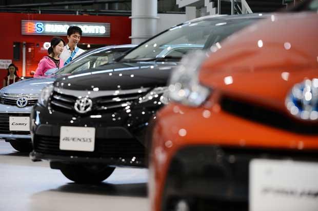 Toyota alista nuevo Camry, el auto de mayor venta en EE.UU.