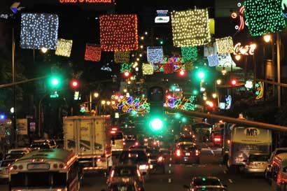 San José iluminará hoy sus calles de navidad