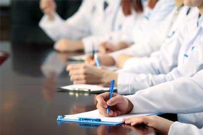 Resultados de examen de internos médicos se revelarán el próximo lunes