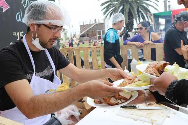 Plaza Itskatzú tendrá su primer Festival Gastronómico
