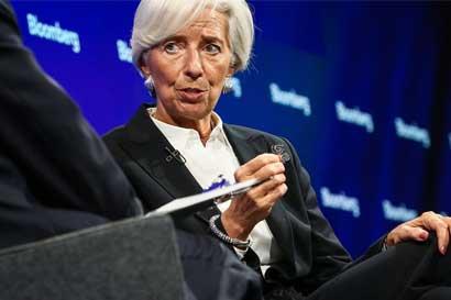 Lagarde insta a más respeto por mujeres ante victoria de Trump