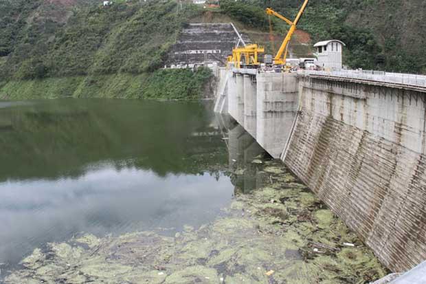 ICE inició acondicionamiento de presa de Arenal