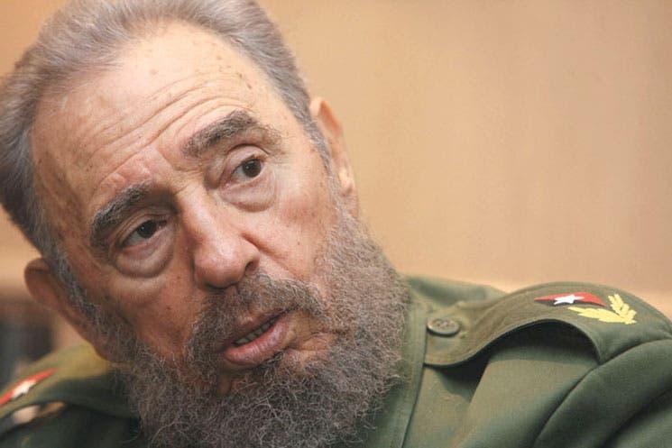 Entierran a Fidel
