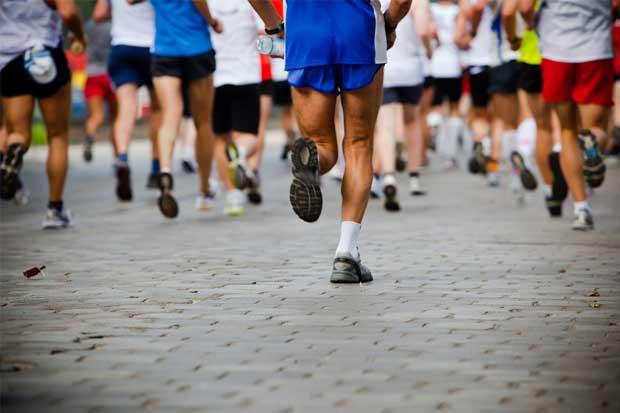 Kenianos dominaron Maratón de San José
