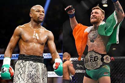 UFC y boxeo se retan en el ring