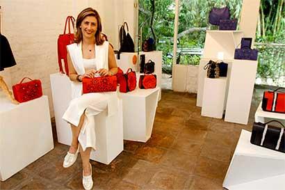 Jennifer Lang lanzó su colección navideña