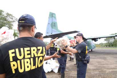 BCIE otorga $500 mil a Nicaragua y Costa Rica tras huracán