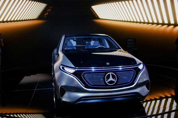 Mercedes-Benz apunta a China para sus autos eléctricos