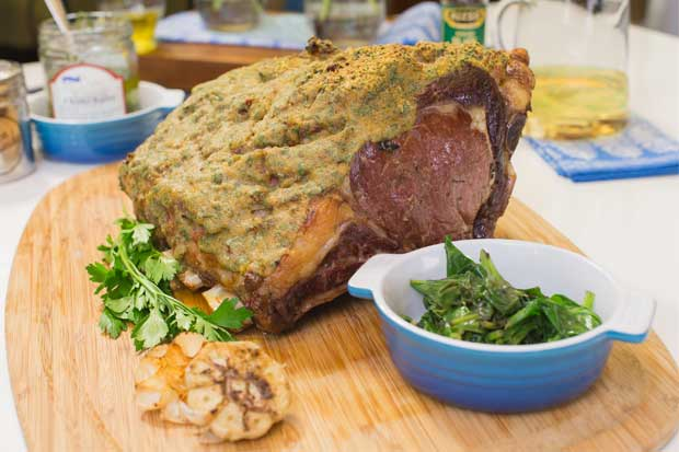 Seleccione las mejores carnes para las fiestas de fin de año
