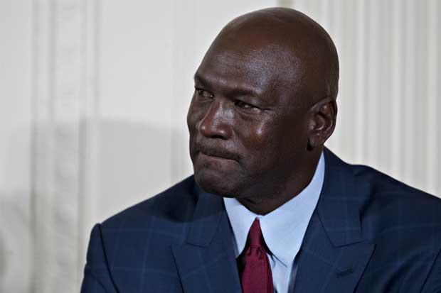 Michael Jordan, atleta mejor pagado de todos los tiempos