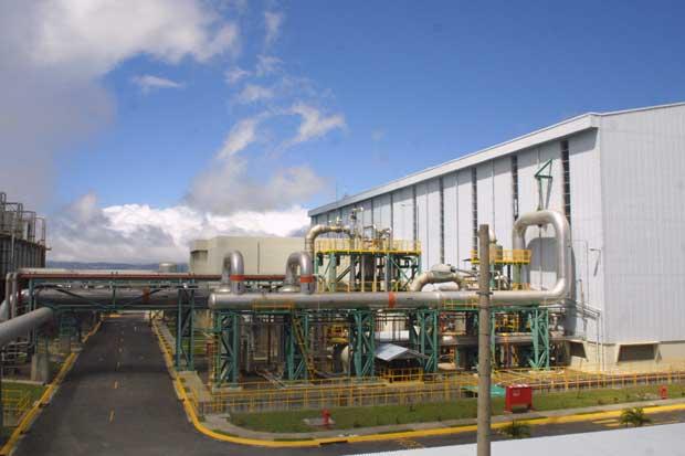 Geotérmica Miravalles III reiniciará operaciones en enero tras huracán