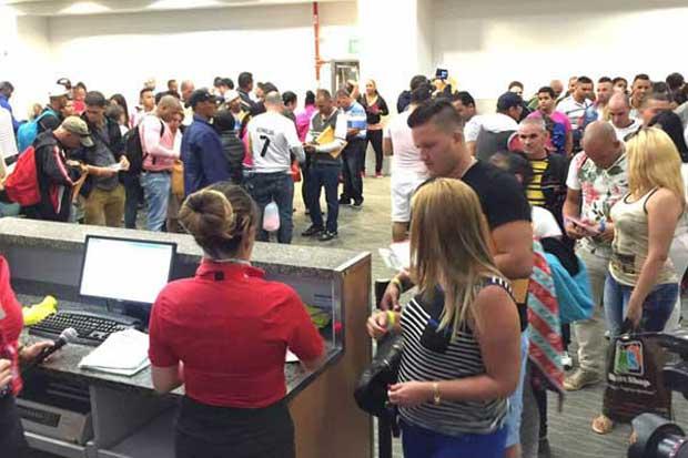 Nicaragua viola derechos humanos al impedir paso de migrantes, según CIDH