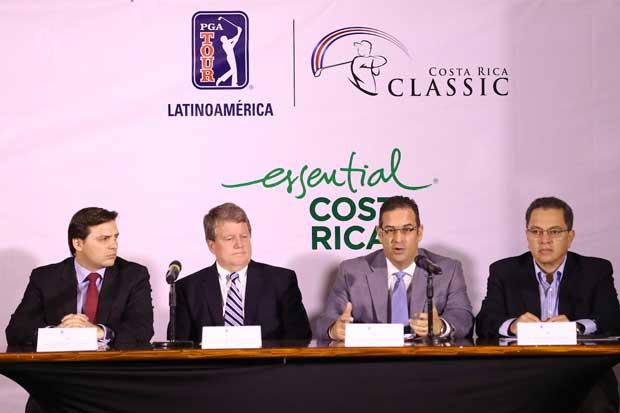 Costa Rica albergará fecha del PGA Tour